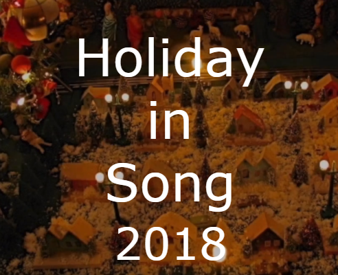 Holiday in Song 2018
